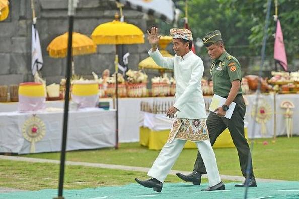 Polisi Gelar Pengamanan Terbuka Tertutup Hari Raya Nyepi