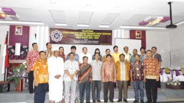 Pelantikan DPD Prajaniti Sulawesi Tengah