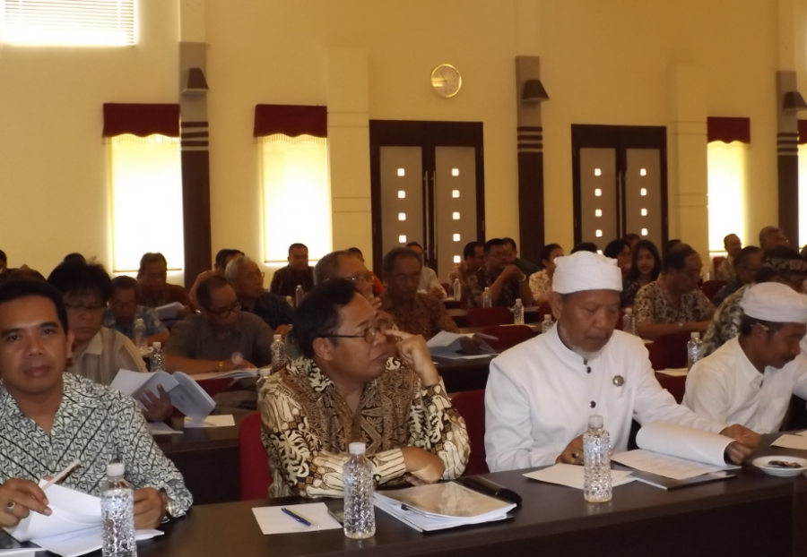 Workshop Pesamuan Madya PHDI Se-Jawa Barat
