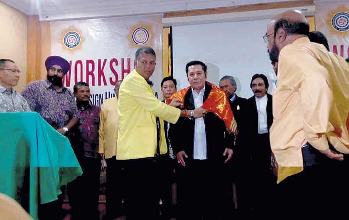 Prajaniti Medan: Maju Bersama Menuju Kejayaan Hindu Dharma