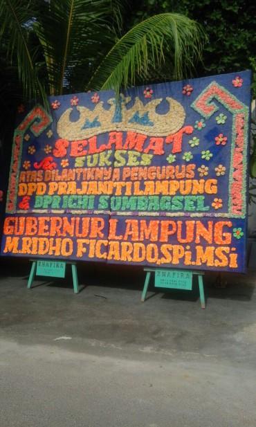 Pelantikan Pengurus DPD Prajaniti Lampung