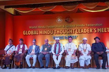 Prajaniti Berpartisipasi pada Global Hindu Thought Leader's Meet di Nepal