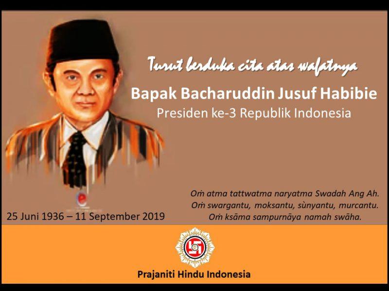 Belasungkawa atas Wafatnya Bapak BJ. Habibie