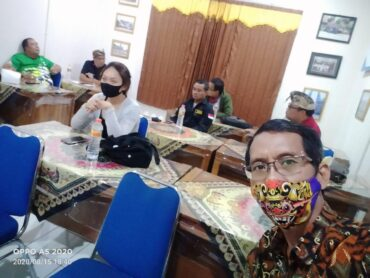 Rapat Perdana DPC Prajaniti Kota Bekasi