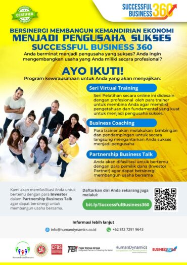 Prajaniti Successful Business 360