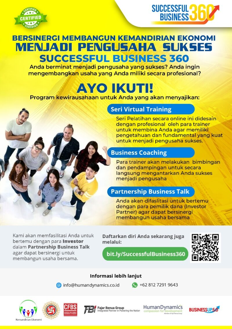 Prajaniti Successful Business 360