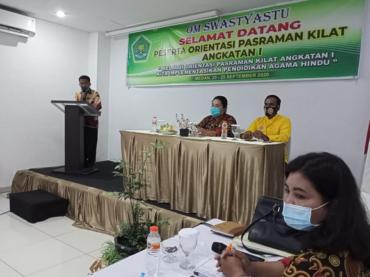 Pembukaan Pasraman Kilat Sumatera Utara