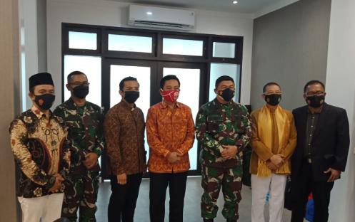 PRAJANITI TAMPIL DI MABES TNI